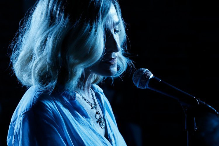 Sarah Jessica Parker Admits Singing in 'Blue Night' Is 'Terrifying'