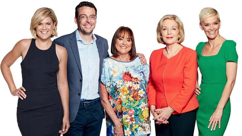 Studio 10 may be imploding, but it's here to stay… for now