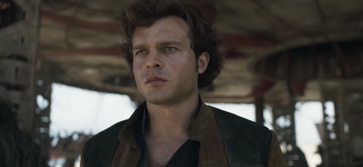 The New 'Solo: A Star Wars Story' Character Posters Will Leave You Wanting More