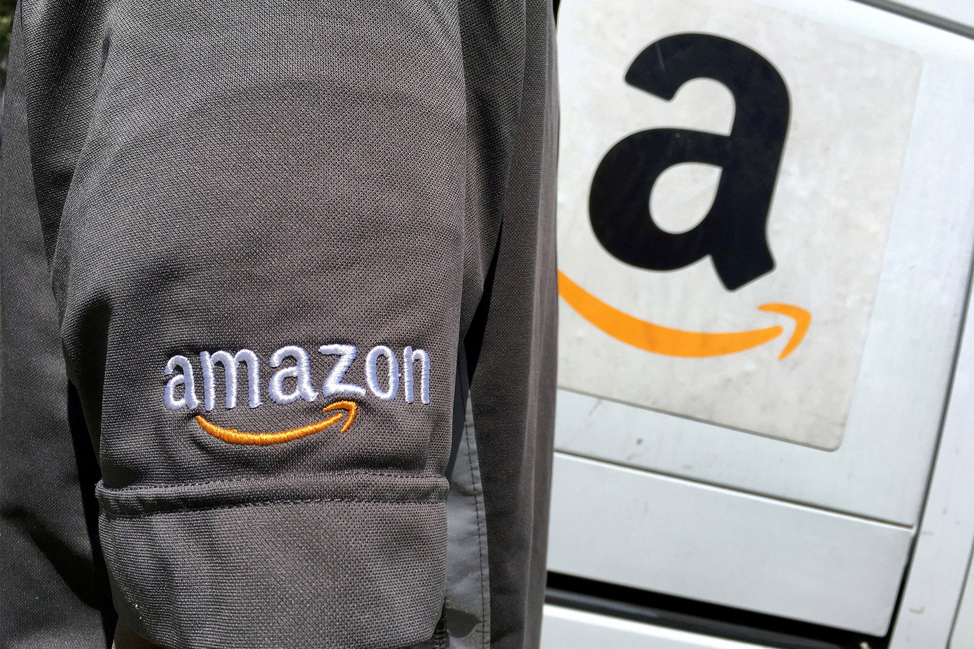 Amazon has come up with a novel way to avoid 'porch pirates'