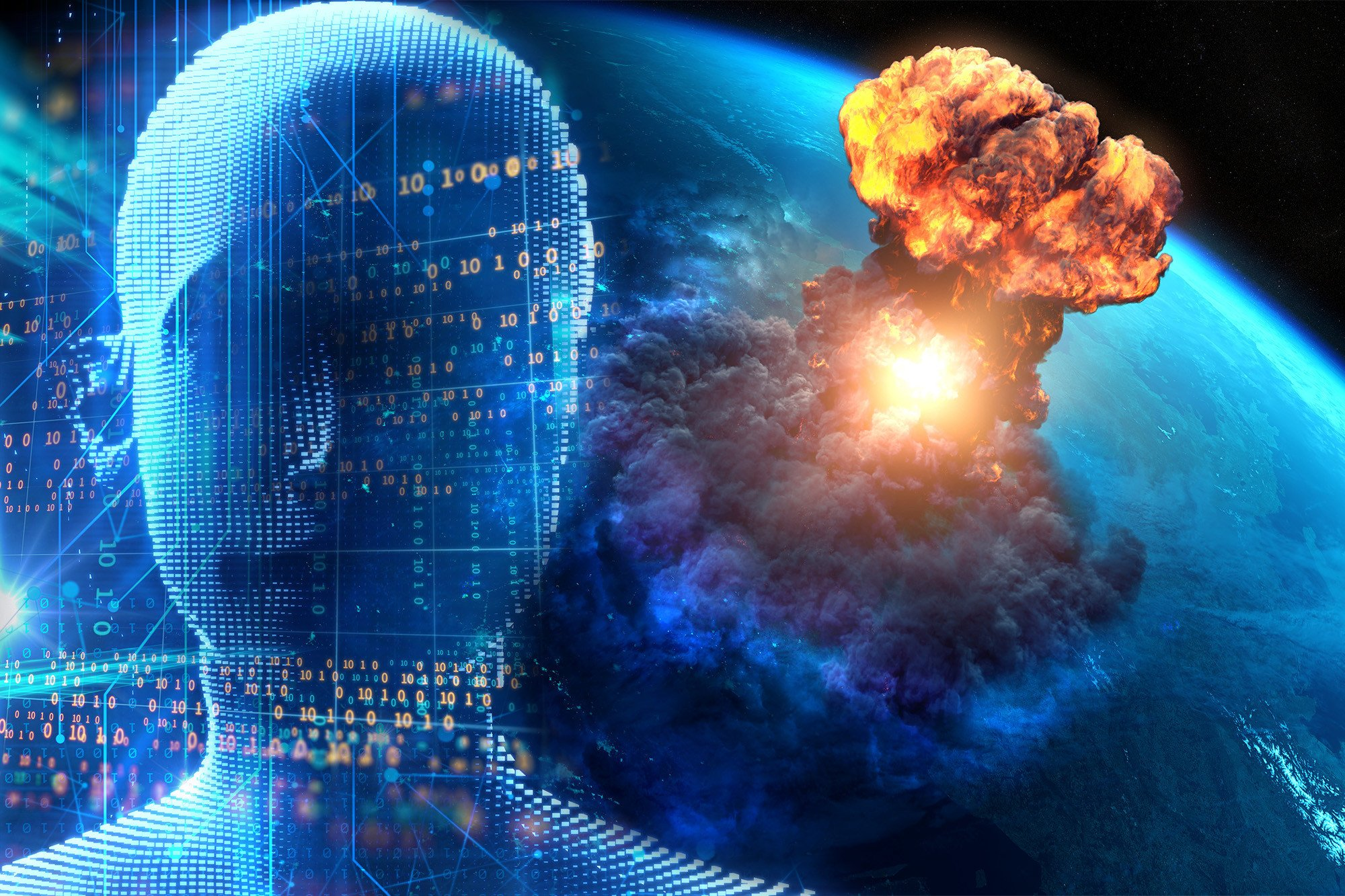 Doomsday AI machines could lead to nuclear war