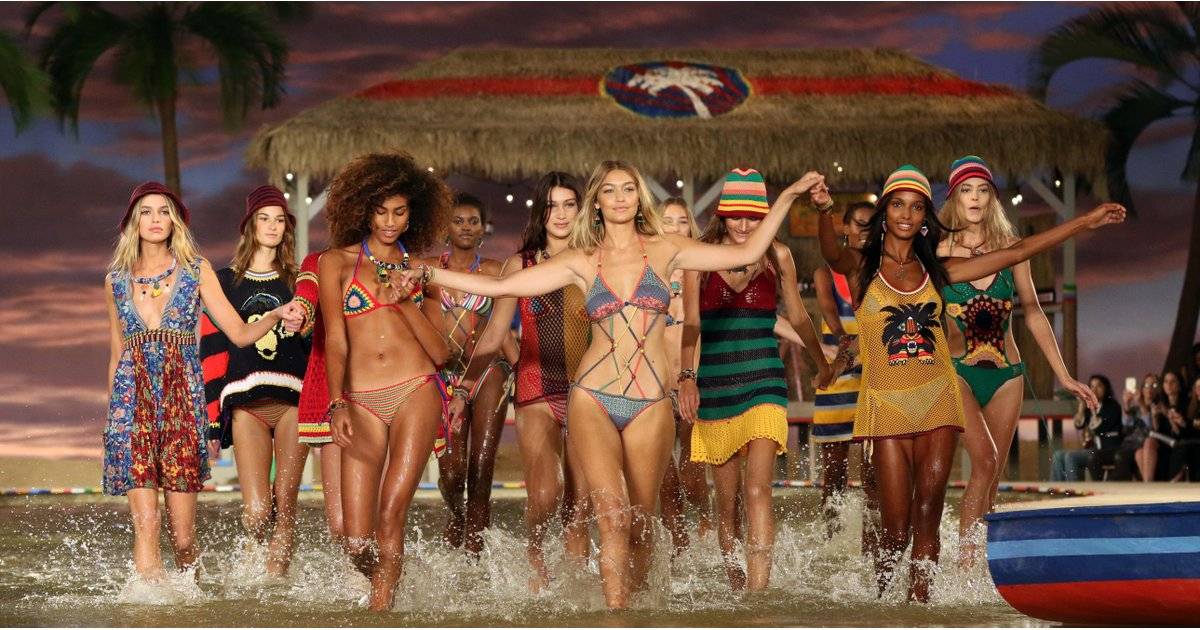 15 Iconic Swimsuit Moments in History That Will Give You All the Life This Season