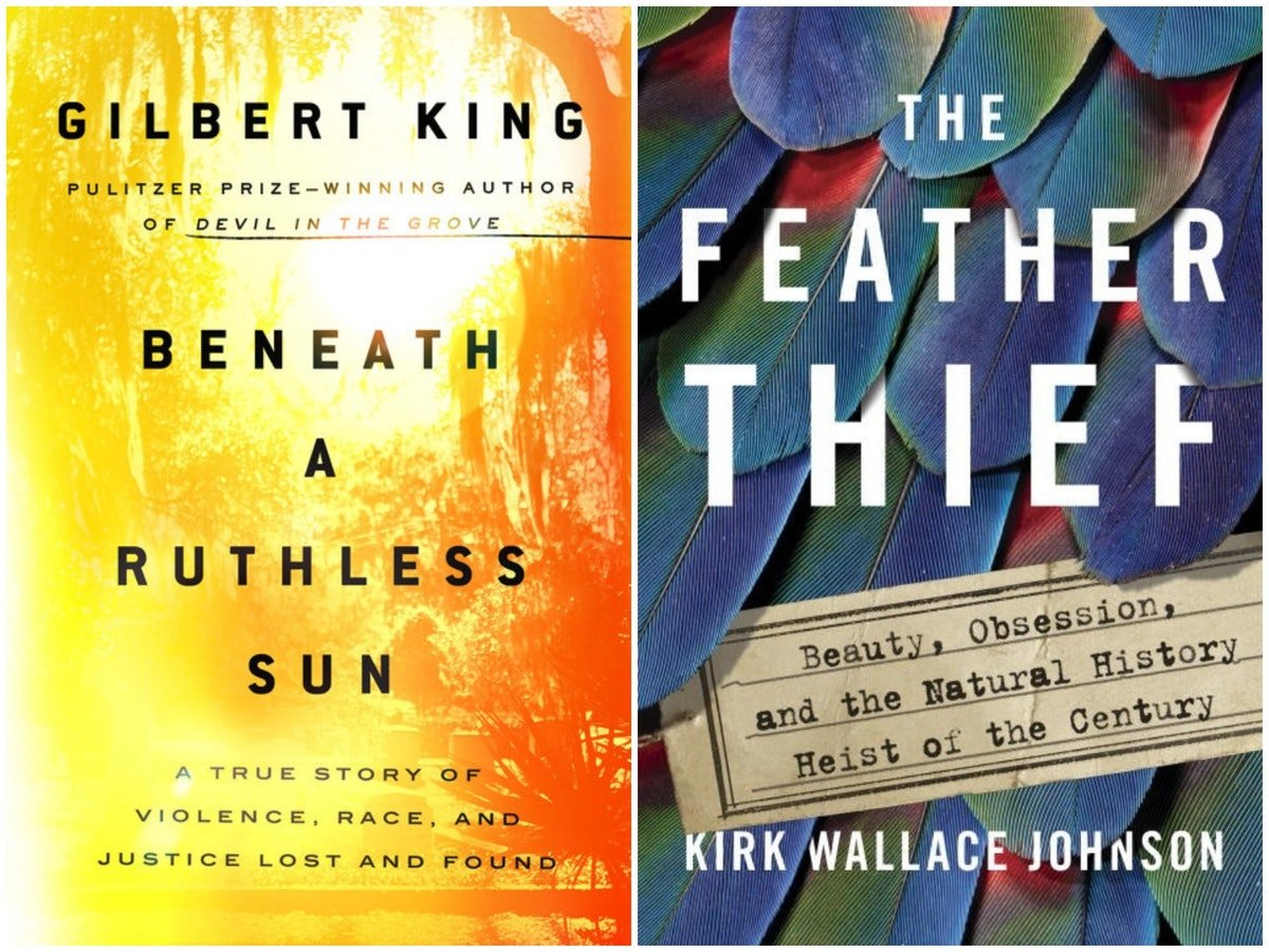 These 2 New True Crime Books Have Plotlines That Go WAY Beyond Unsolved Murders
