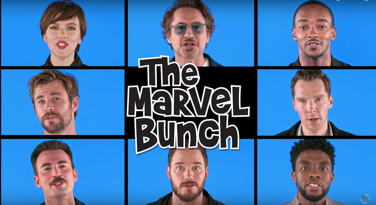 The 'Avengers' Cast Made A 'Brady Bunch' Parody That'll Be Stuck In Your Head All Day
