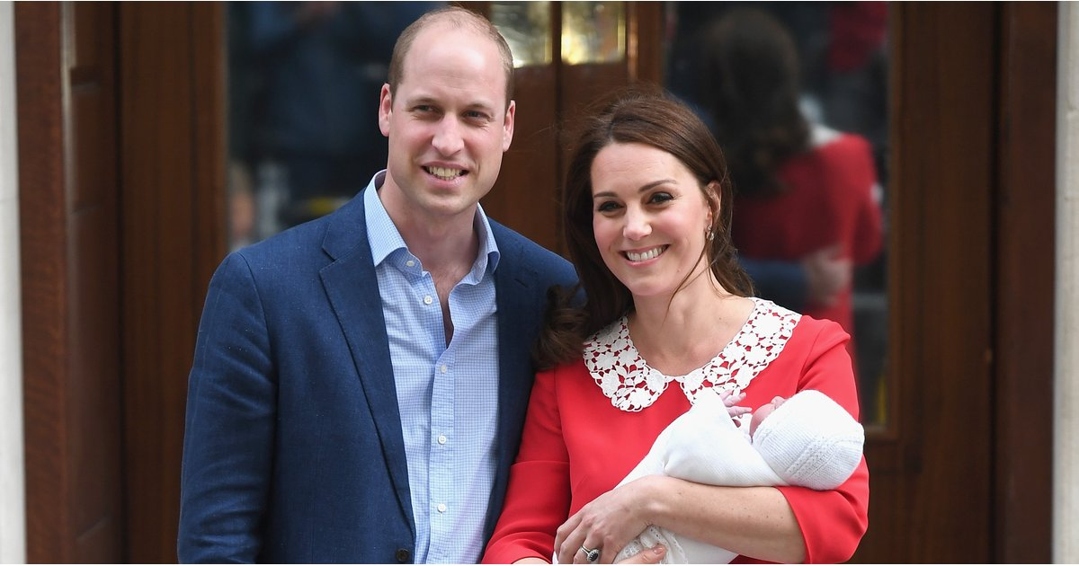 Kate Middleton Left the Hospital in a Dress So Bright, We Can See It All the Way From London