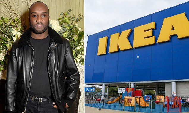IKEA to launch capsule collection with Virgil Abloh