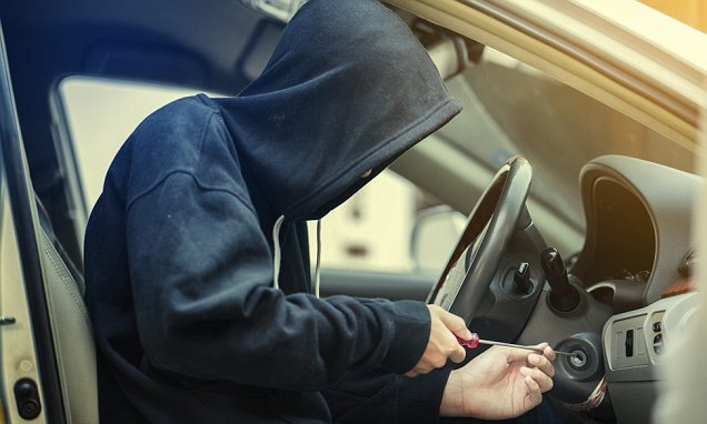 Car crime rises 56% as keyless vehicles makes hacking 'child's play'