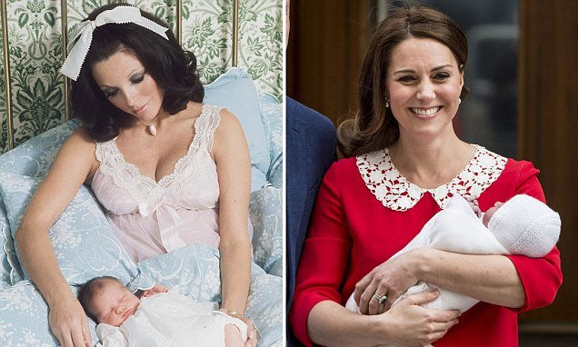 Why shouldn't Kate look picture perfect hours after giving birth?