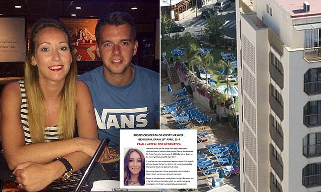 Friends of woman who plunged to death in Benidorm return for answers