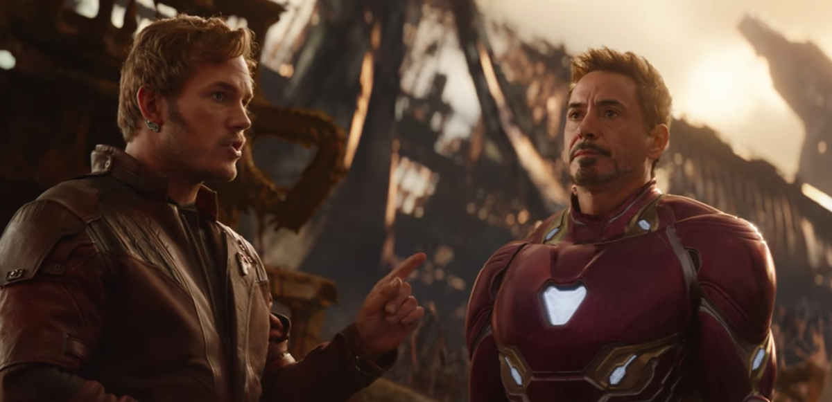 Here's What That Wild 'Infinity War' Ending Actually Means For The MCU