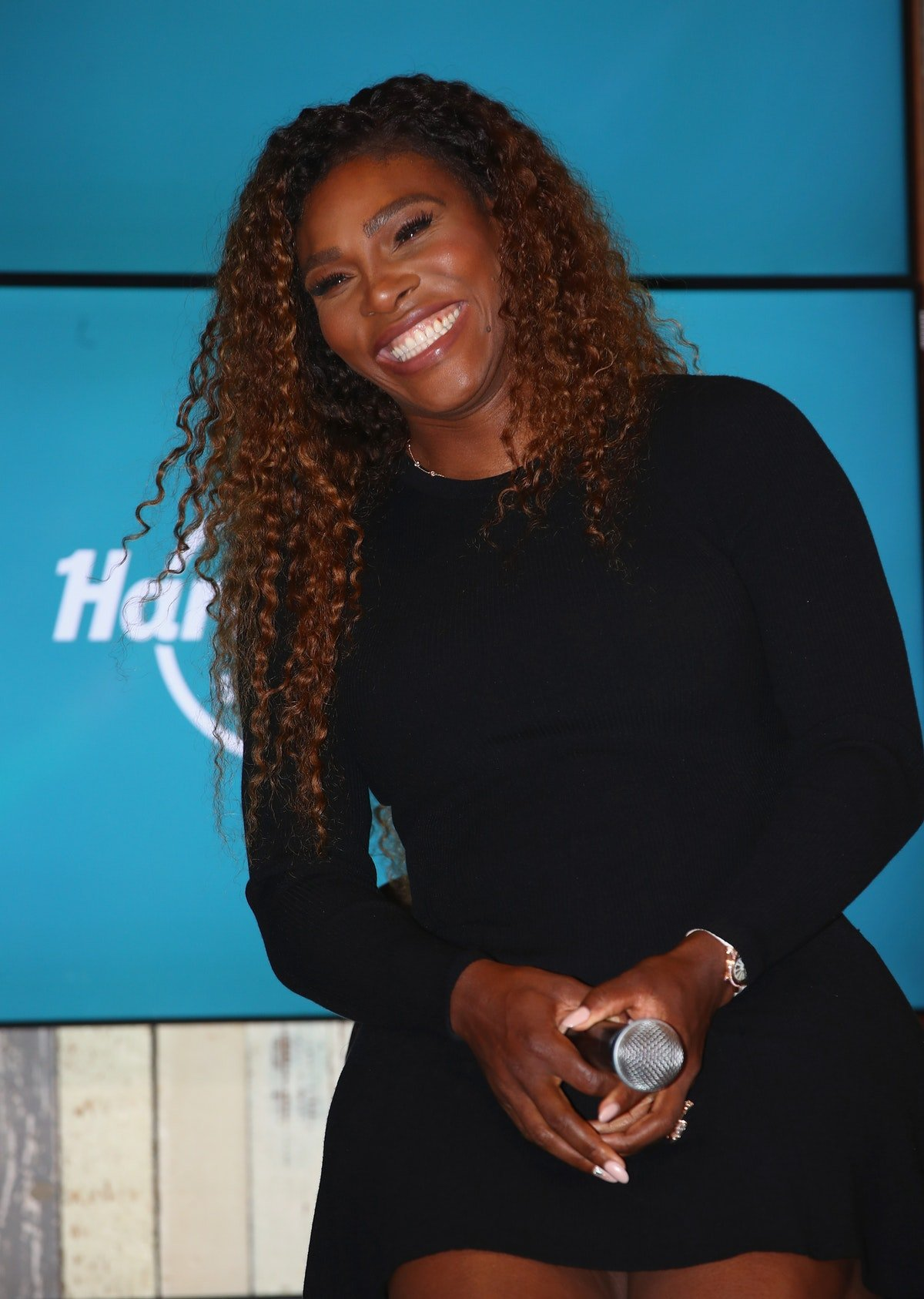Serena Williams Said She Might Skip The Royal Wedding, But She Has A Very Good Excuse