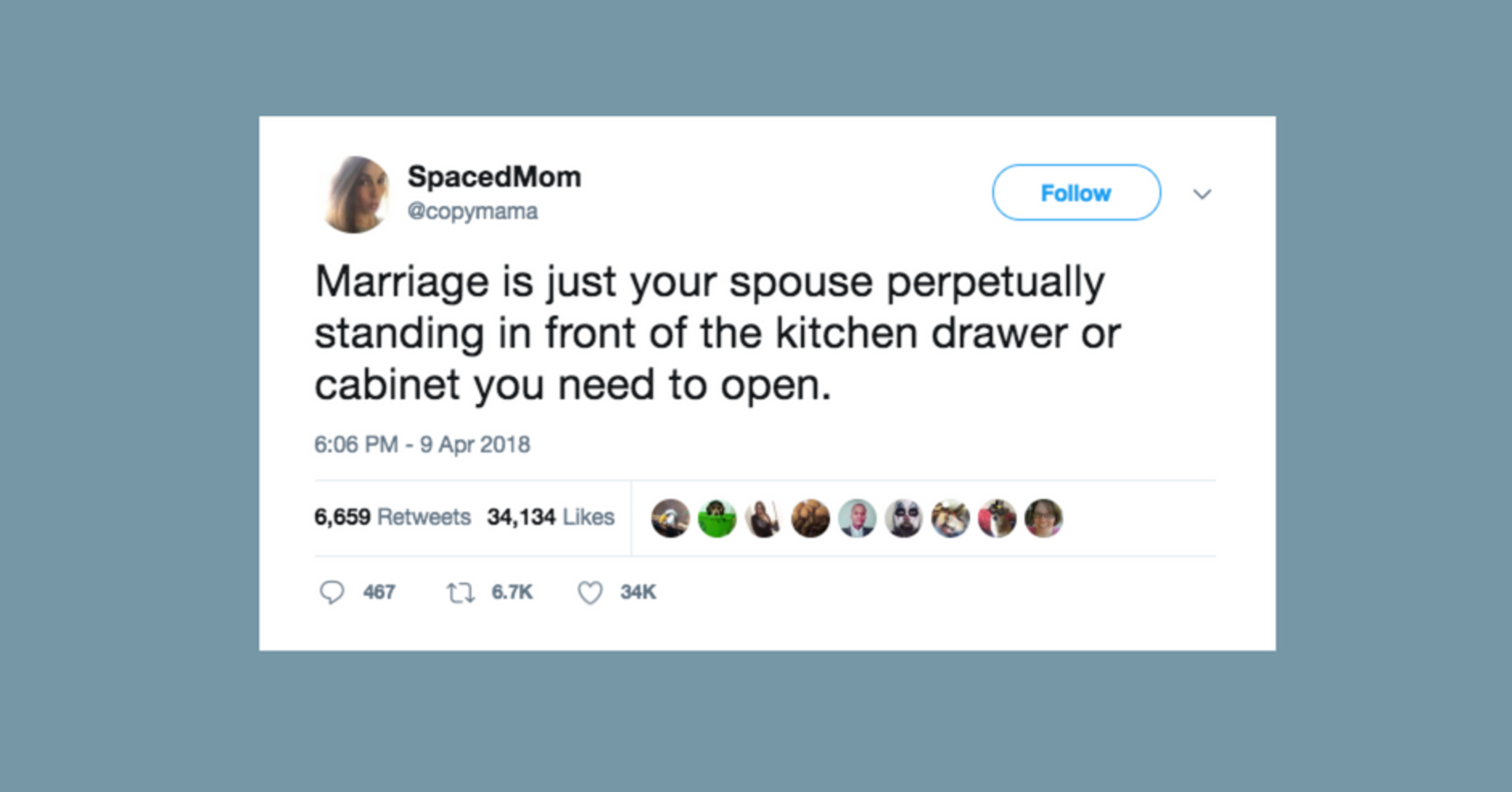 26 Tweets That Will Remind You Just How Married You Really Are
