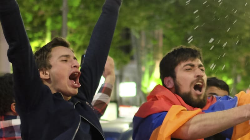 'I was wrong': Armenian leader quits amid protests