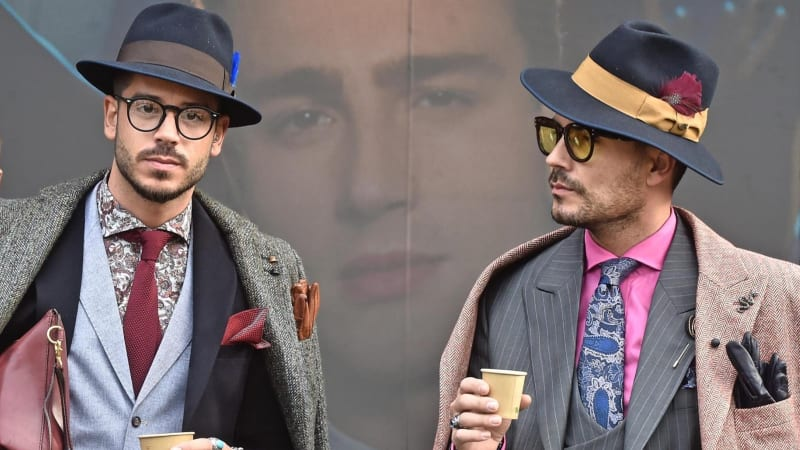 Peacocks, hipsters and lads: navigating the men's fashion minefield