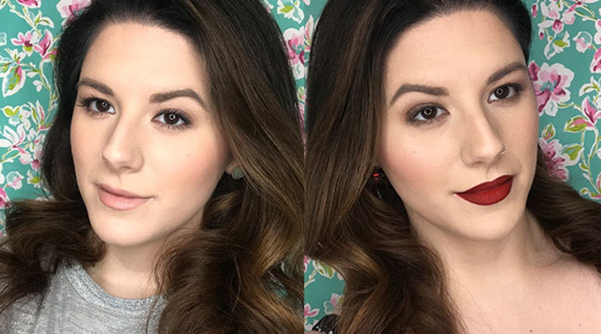 How To Do Your Makeup When You Have To Work First, Then ~Werk~ Later