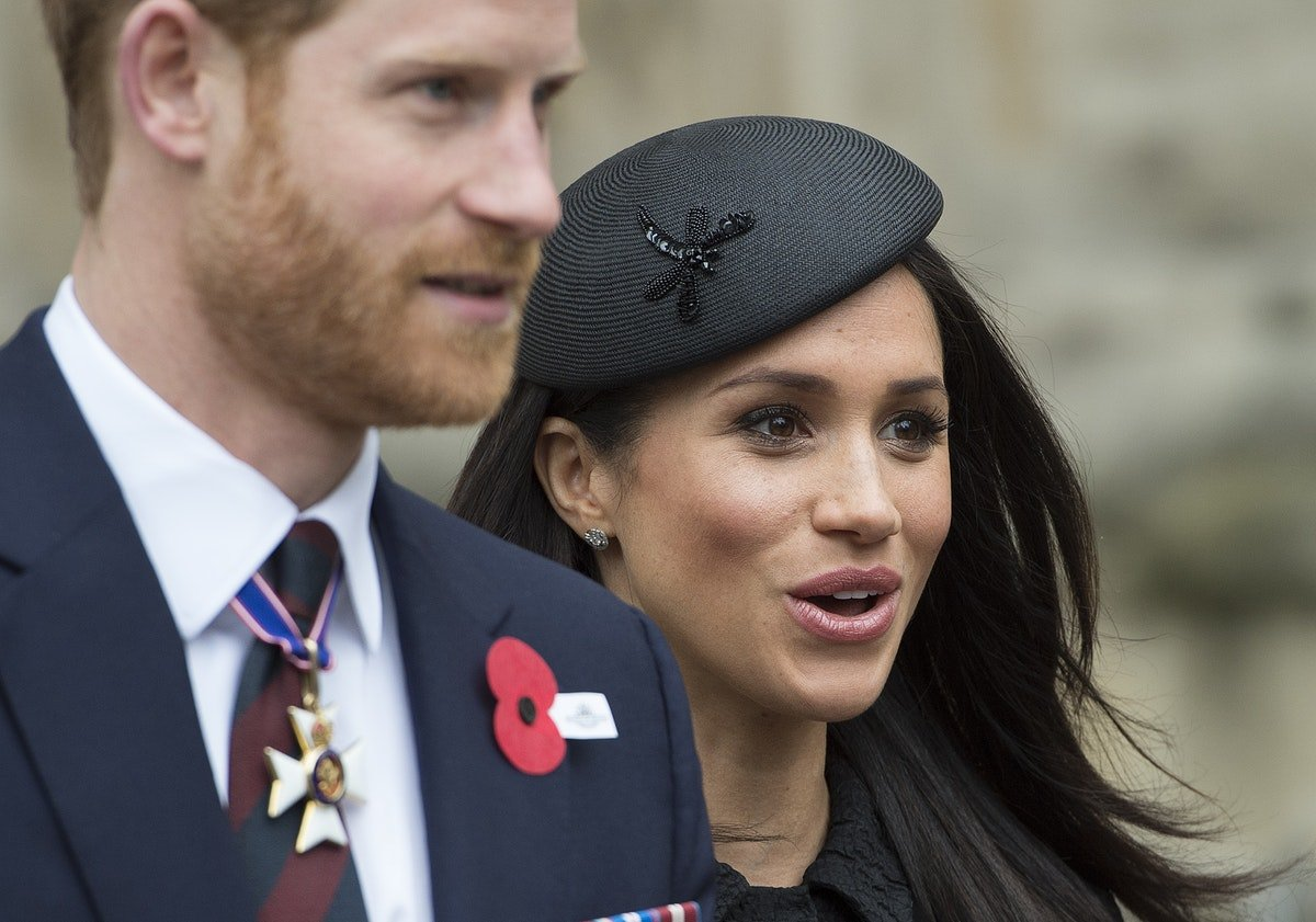 If Meghan & Harry Have Kids, Their Titles Will Be Different Than The Other Royal Babies