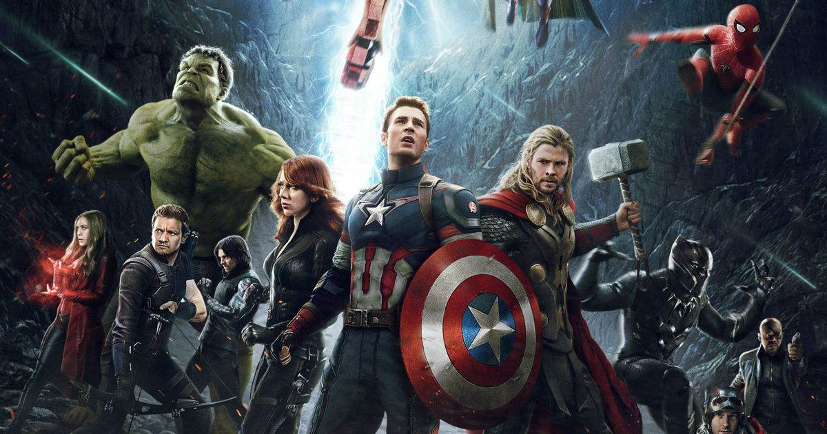 Avengers: Infinity War is a five star galaxy shattering movie