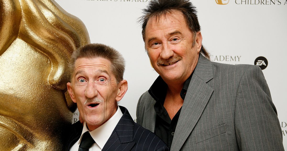 Chuckle Brothers delight fans with news of new Saturday night entertainment show