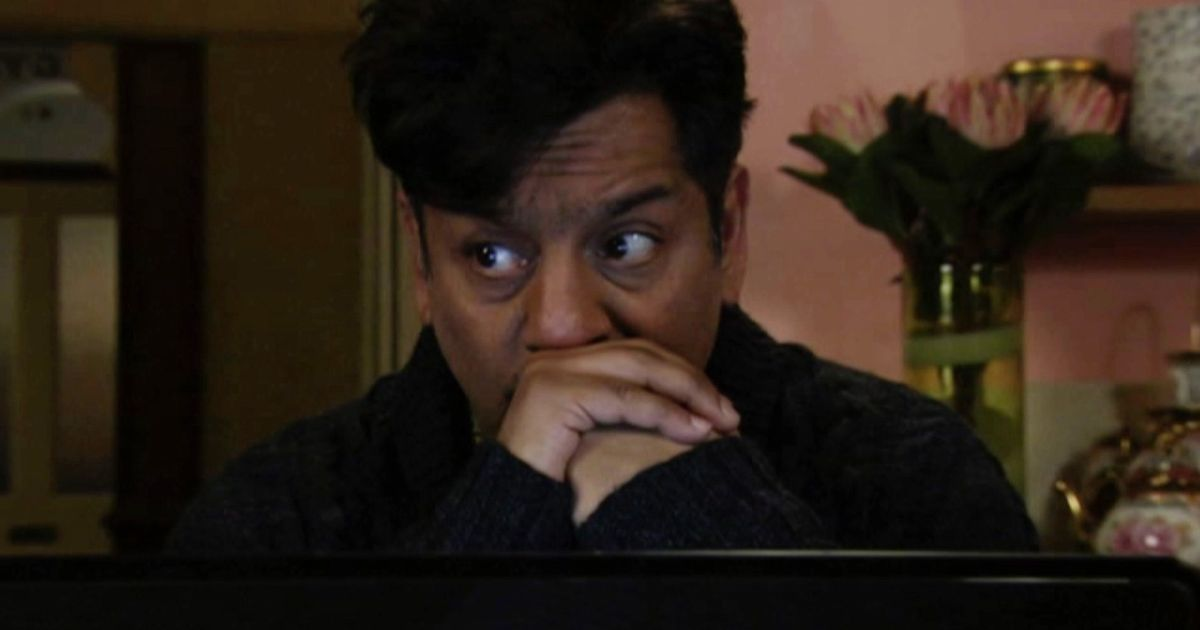EastEnders viewers disgusted as Masood stalks shock character's Instagram