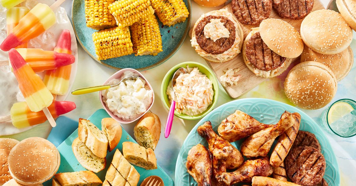 Iceland announces cool BBQ meal deal for £10 as the weather heats up