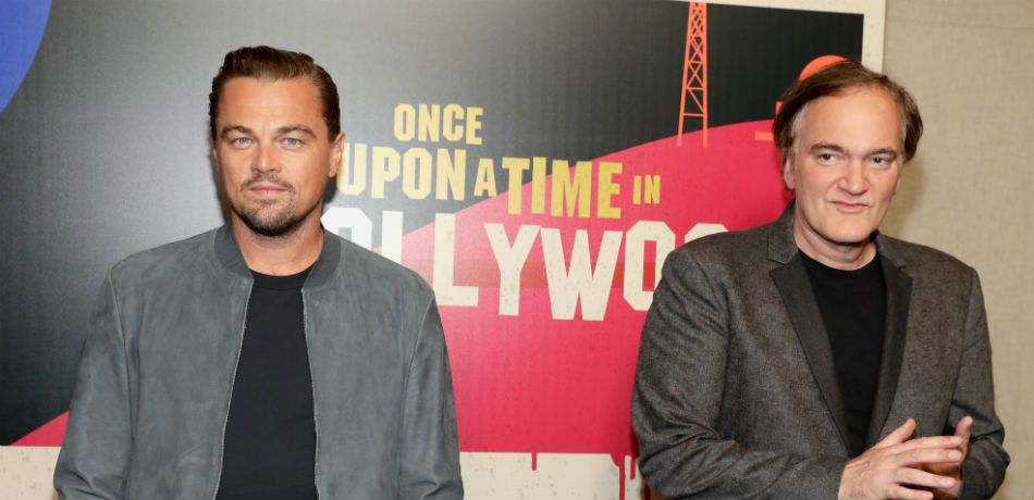 Quentin Tarantino Teases New Film, Says Leo DiCaprio And Brad Pitt Are The New Robert Redford And Paul Newman