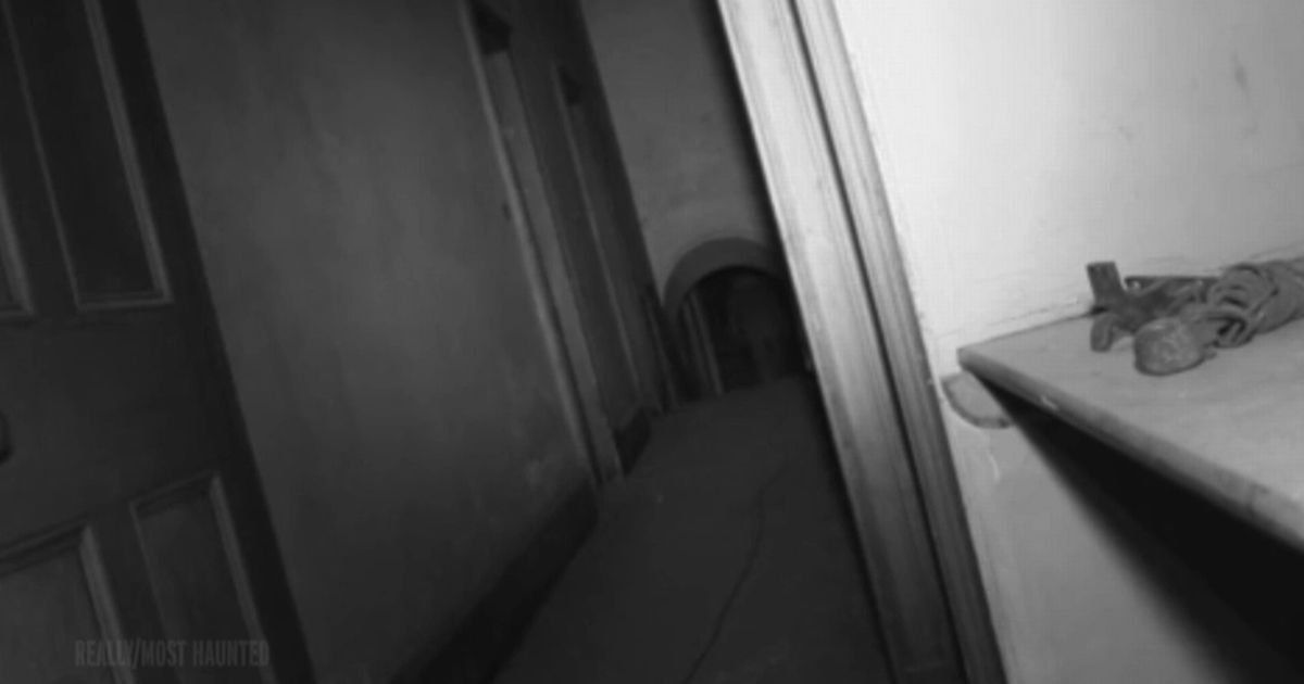 Most Haunted team finally catch ghost on camera after 15 years of hunting
