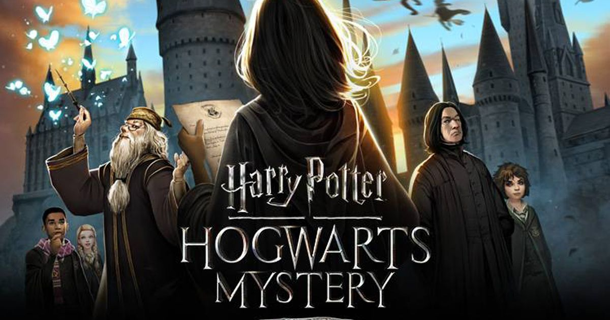 Harry Potter 'Hogwarts Mystery' launches today – it could be the new Pokemon Go