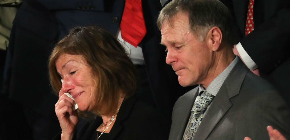 Otto Warmbier's Family Suing North Korea For Violation Of International Law