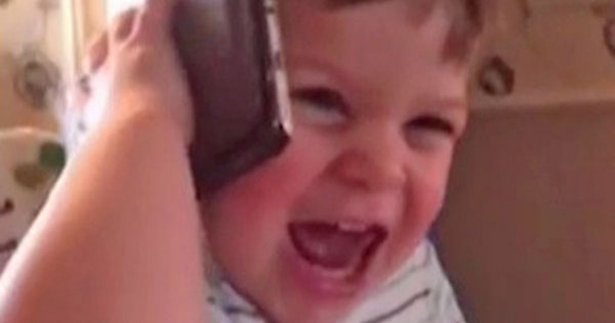 Frustrated mum puts two-year-old son on phone to pestering PPI caller