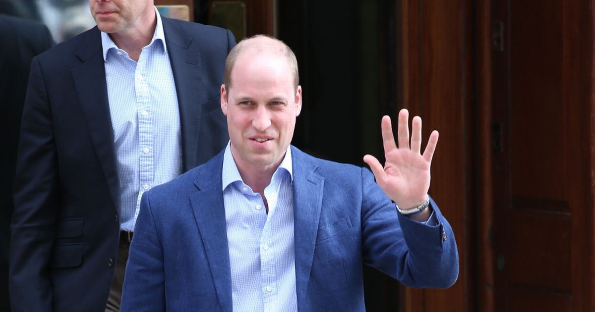 How long Prince William gets for paternity leave – and when we'll next see Kate