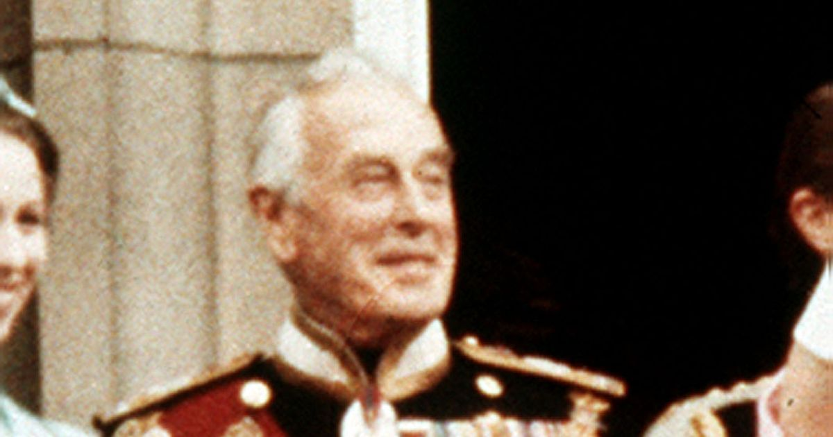 New royal baby shares name with Lord Louis Mountbatten who was murdered by IRA