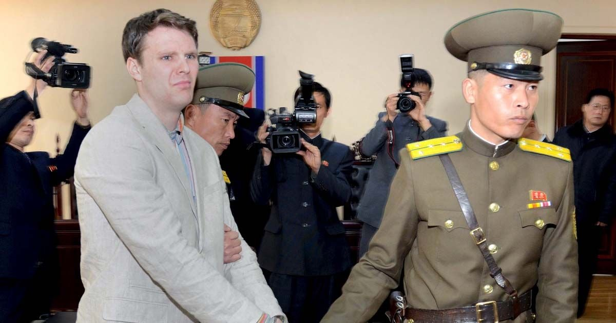 Otto Warmbier's parents sue North Korea for 'torturing and murdering' their son