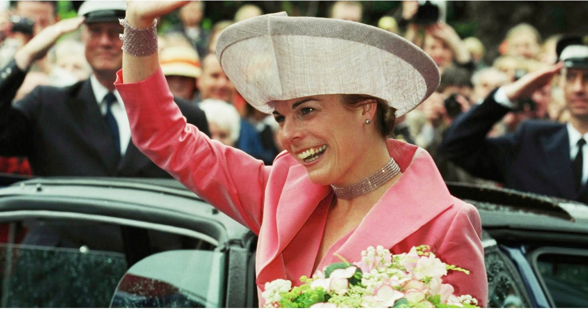 Because Wearing White Is For Commoners, These Royal Brides Wore Pink