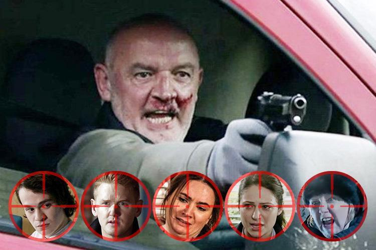 5 Coronation Street characters Pat Phelan could kill as murderer returns to the cobbles