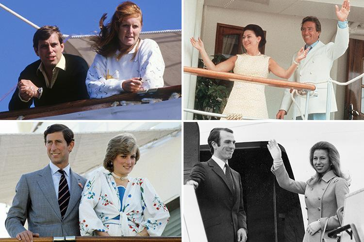 This is the 'cursed' honeymoon destination of British royals – with ALL the marriages ending in divorce
