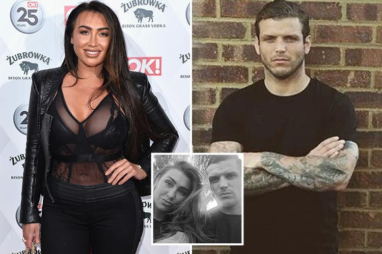 Lauren Goodger will be reunited with jailbird lover Joey Morrisson in two weeks as he finishes 17 year jail sentence for violent drugs related crimes