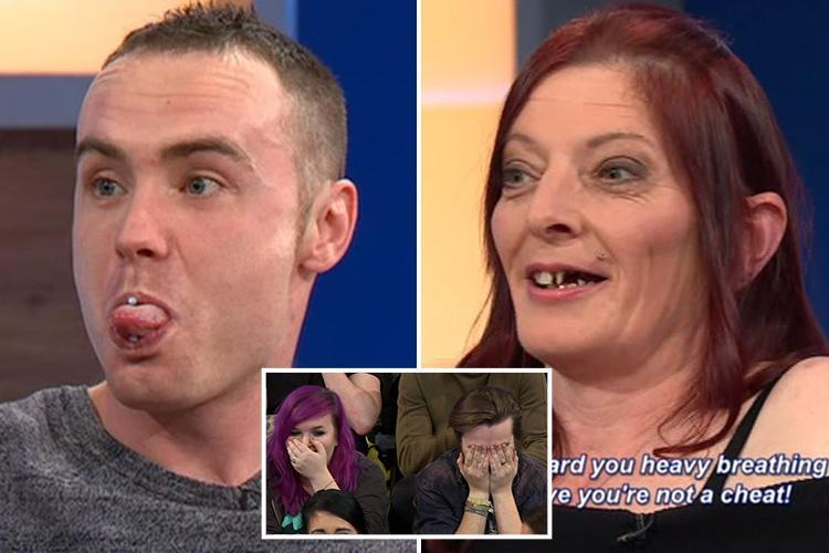 Jeremy Kyle Show audience horrified by man who checks his girlfriend hasn't cheated on him in a disgusting way