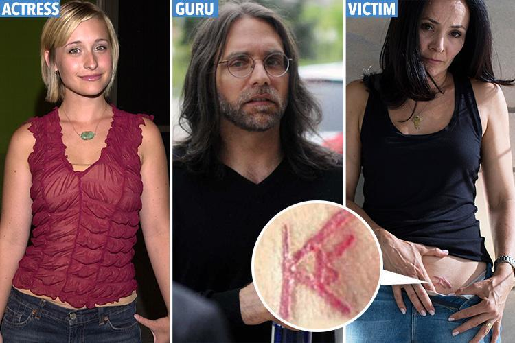 Inside the horror sex slave cult NXIVM that blackmailed, starved and BRANDED women's flesh with the founder's initials