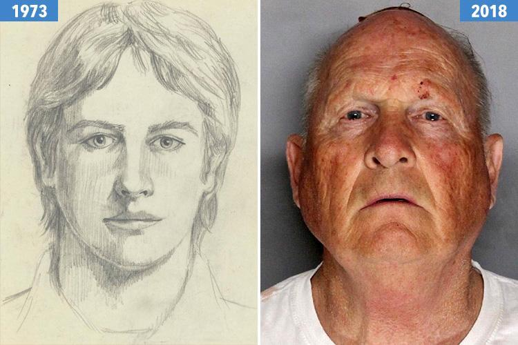 New book helps snare suspected 'Golden State killer' after 40-year manhunt