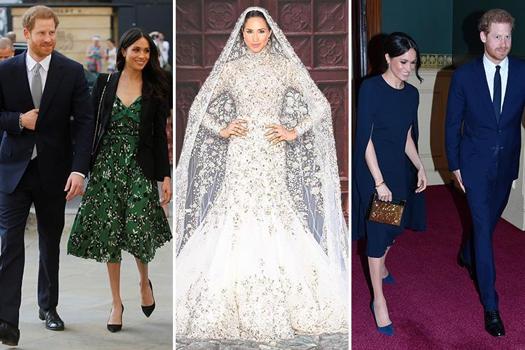 Meghan Markle has £40k wedding dress repeatedly altered after 'health kick' ahead of wedding to Prince Harry