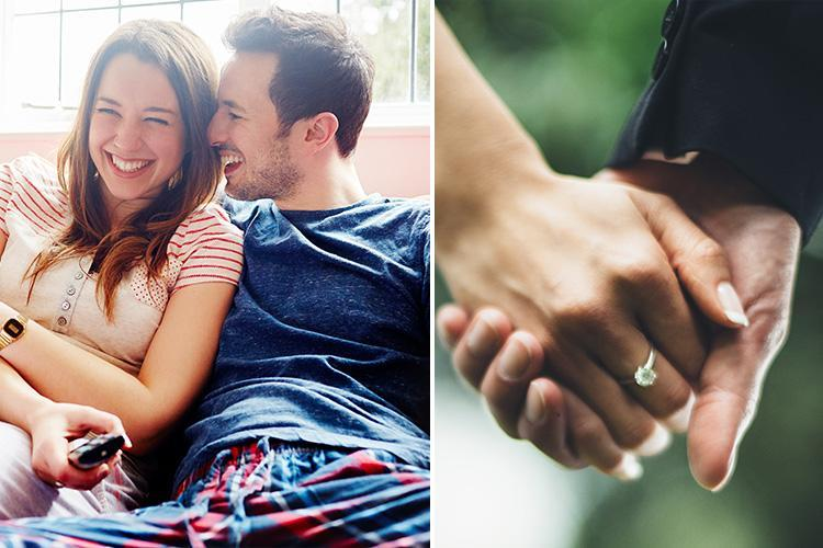 Married or engaged? THIS is the year you're the happiest in a relationship