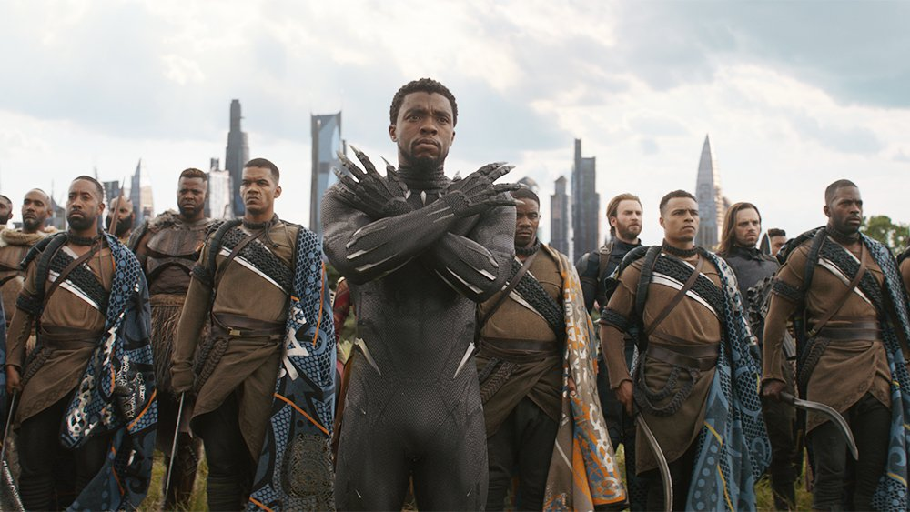 'Avengers: Infinity War' Launches Overseas With $39 Million