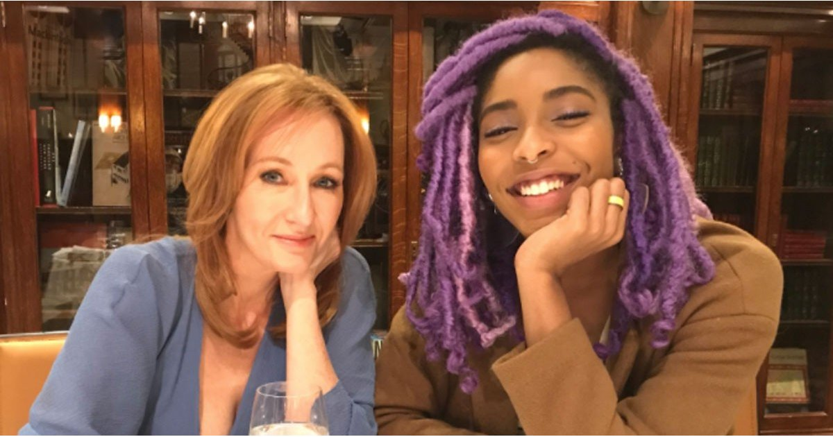 J.K. Rowling Reveals a Few Big Details About Jessica Williams's Fantastic Beasts 2 Character