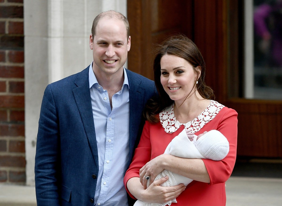 Will & Kate's College Just Congratulated Them With The Cutest Throwback Pic