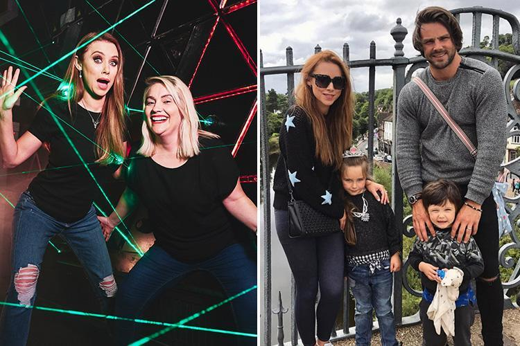 The Saturdays star Una Healy, 36, chats going solo, social media and family life with Ben Foden