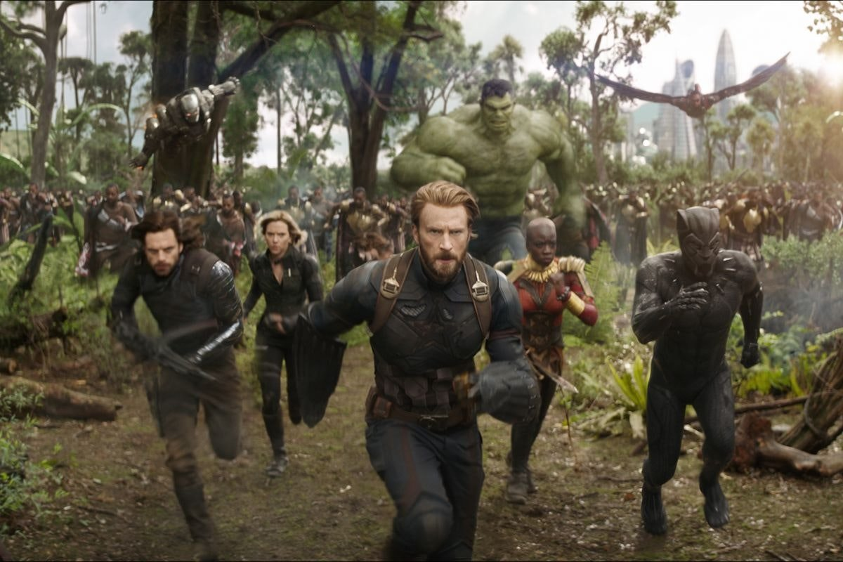 'Infinity War' Isn't An Action Film — It's A Love Story