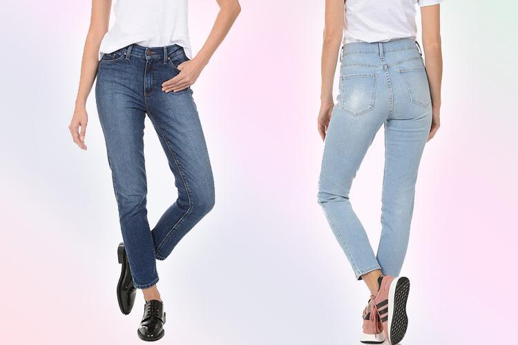 This internet start-up is making a universally flattering pair of mum jeans… and people are taking notice