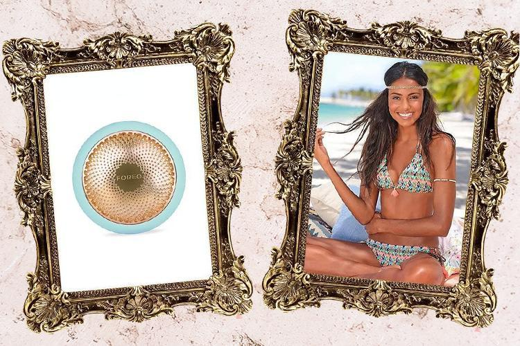 Space-age facials and the perfect bikini…here's what we're lusting after today