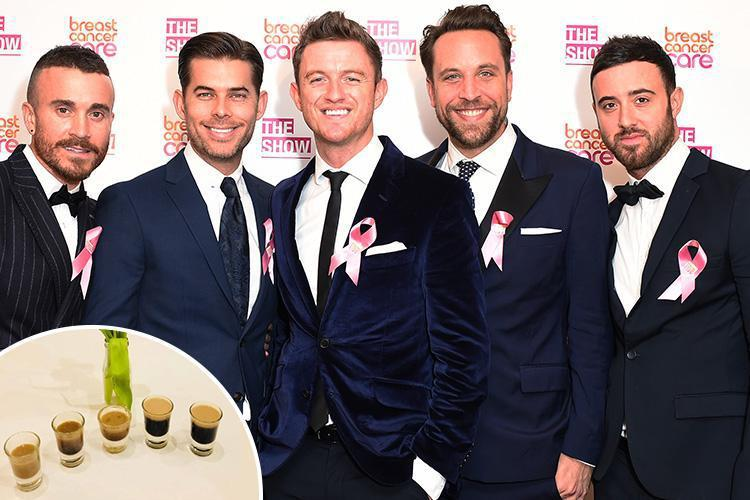 The Overtones have 'one last drink' for late bandmate Timmy Matley