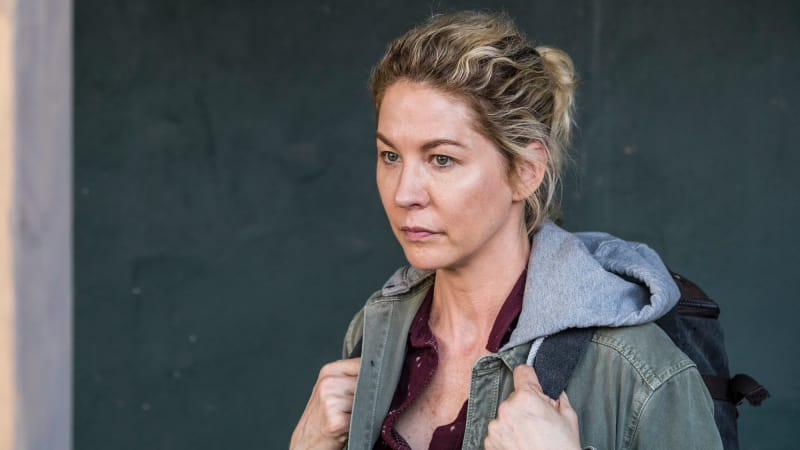 Didn't you used to be Dharma? Jenna Elfman joins Fear The Walking Dead crossover